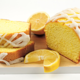 Muffin Loaf & Biscotti Gift Box The Gingerbread Construction Co. Iced Lemon Pound Cake