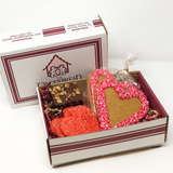 Valentine's Day Gift Box - Small The Gingerbread Construction Co.