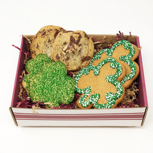 St. Patrick's Day Gift Box - Small The Gingerbread Construction Co.