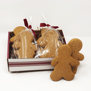 Undecorated Cookie Gift Box The Gingerbread Construction Co.
