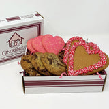 Valentine's Day Gift Box - Small The Gingerbread Construction Co. Cookies