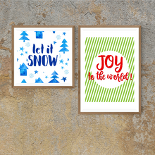 Load image into Gallery viewer, Christmas Wall Art Mega Pack