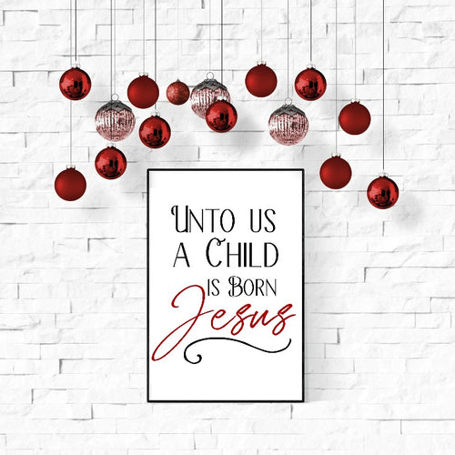 Christmas Wall Art Starter Set
