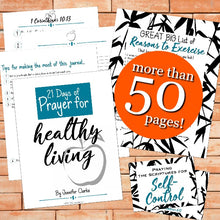 Load image into Gallery viewer, Healthy Living Bundle for Christians