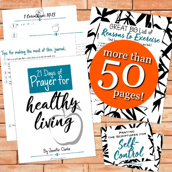 Healthy Living Bundle for Christians
