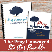 Load image into Gallery viewer, Pray Unswayed Starter Bundle