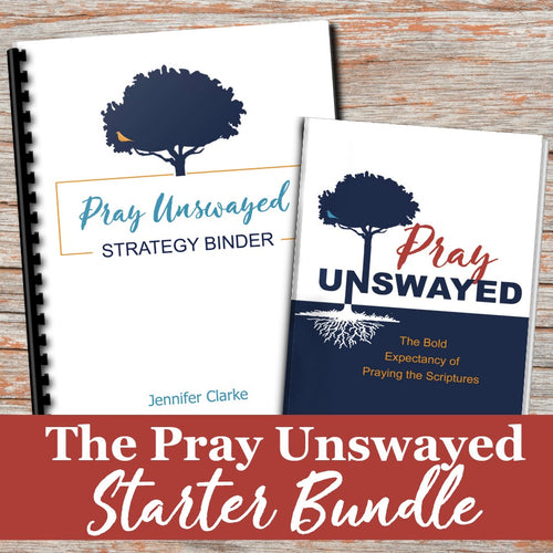 Pray Unswayed Starter Bundle