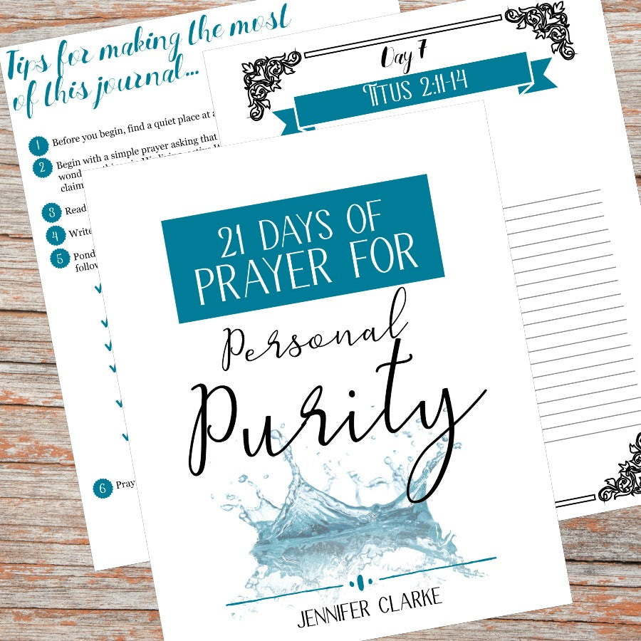 Personal Purity Resource Bundle