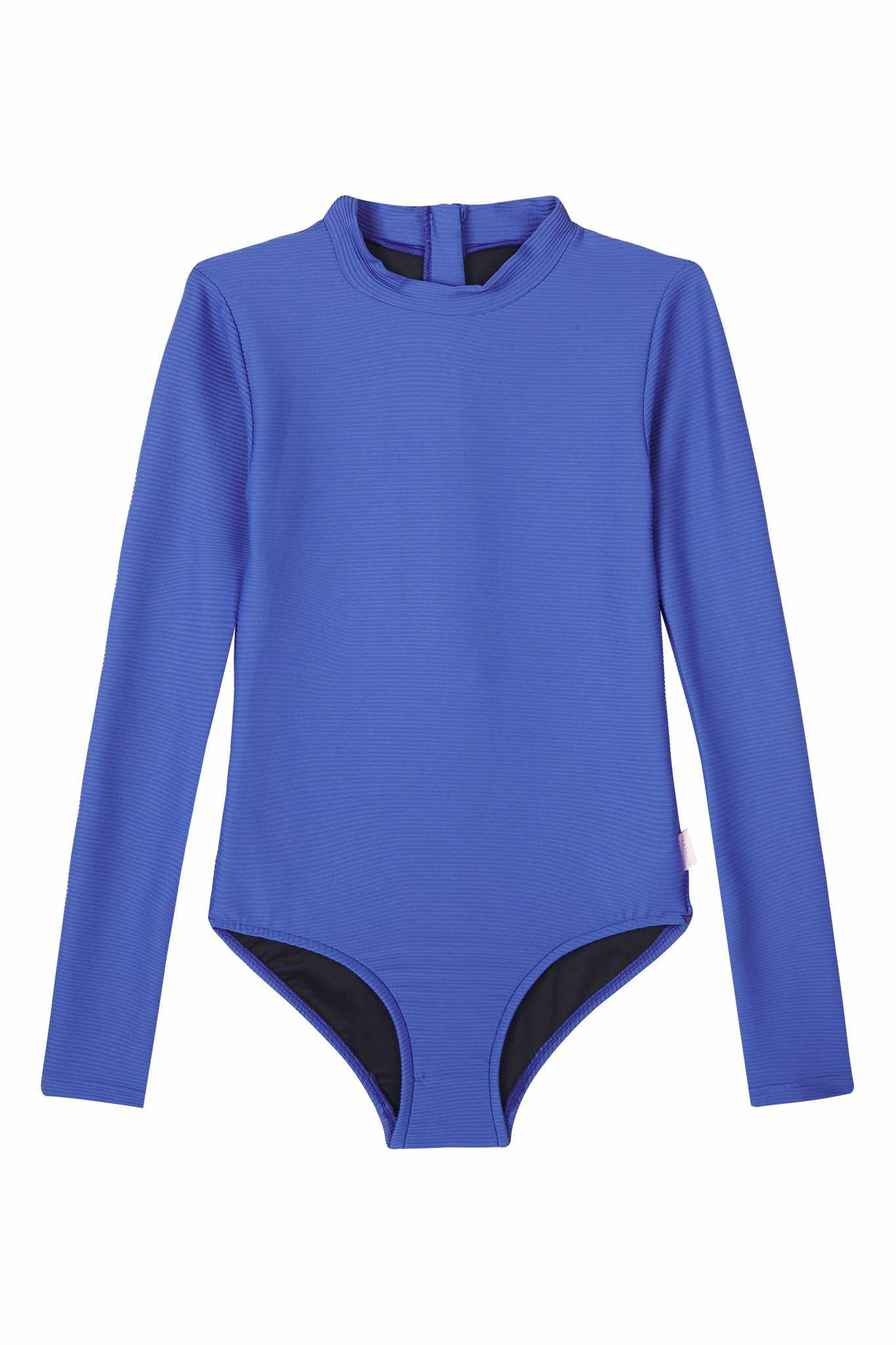 Seafolly Girls Long Sleeve Surf Tank - Summer Essentials