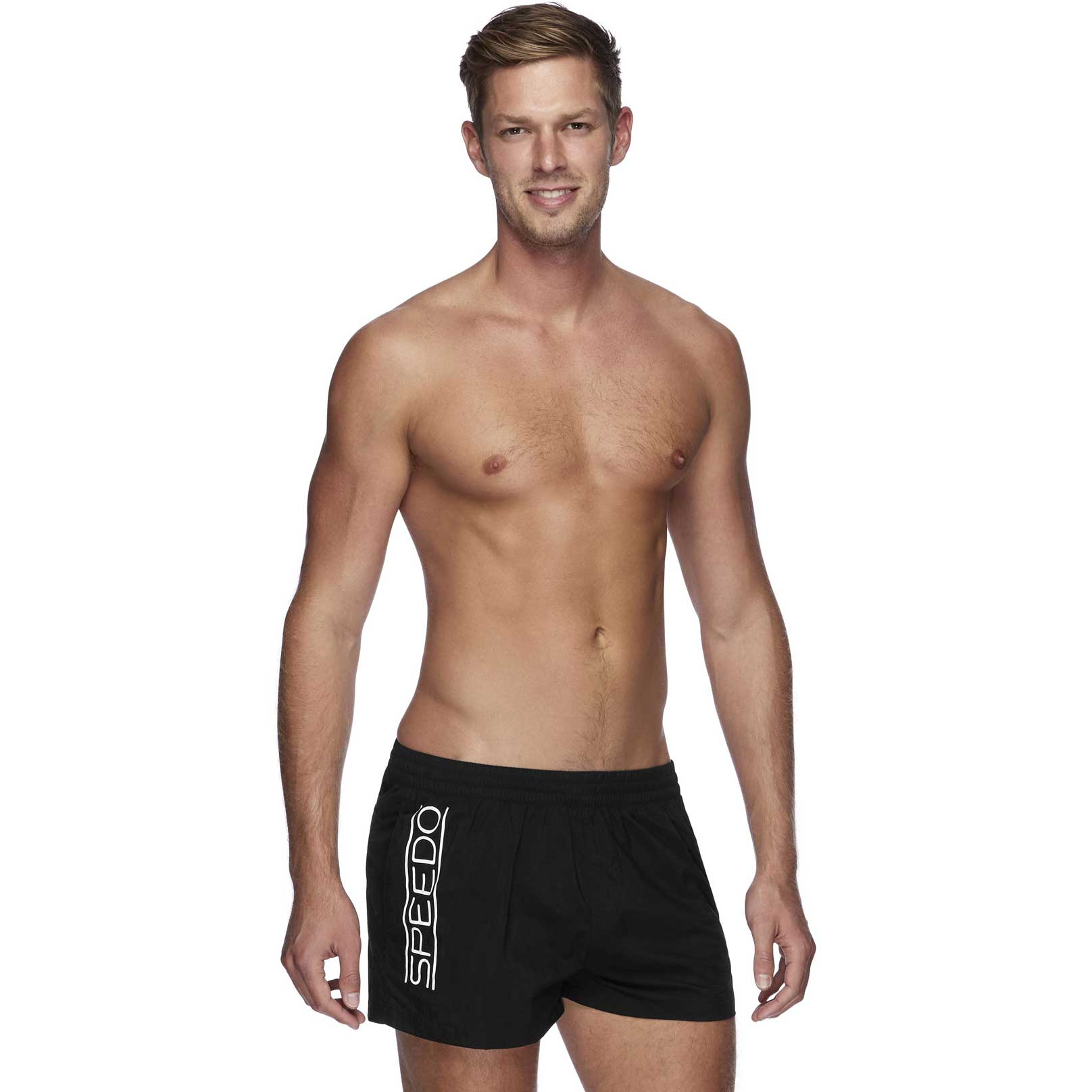Speedo Mens Shortie Watershort - Logo