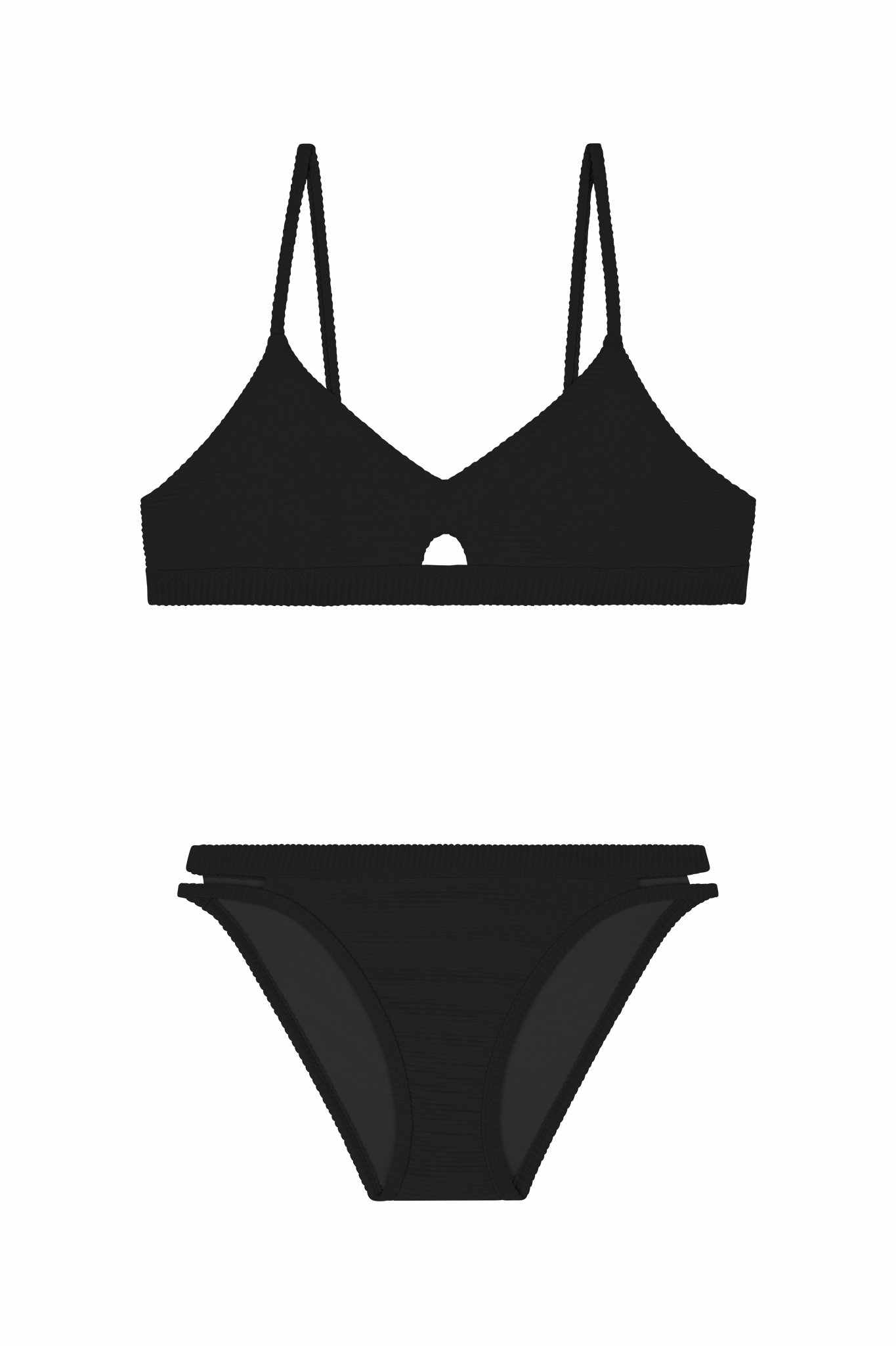 Seafolly Girls Bralette Tankini - Summer Essential