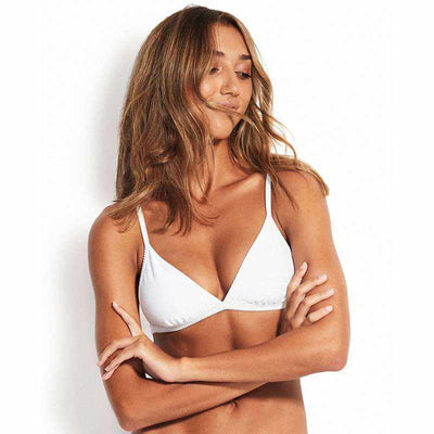 Seafolly Fixed Tri Bra - Essentials