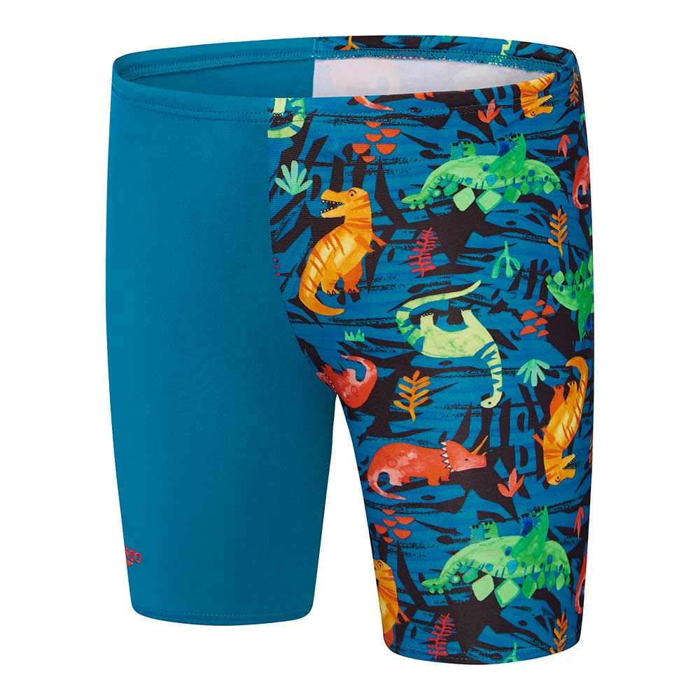 Speedo Toddler Boys Jammer - Jurassic Jungle