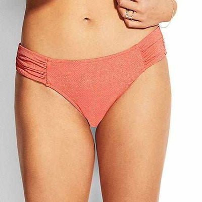 Seafolly Ruched Side Retro Pant - Stardust
