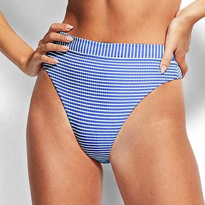 Seafolly High Rise Rio Pant - Go Overboard