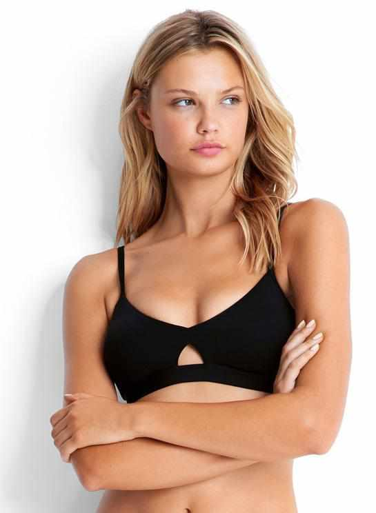 Seafolly Hybrid Bralette Top - Active