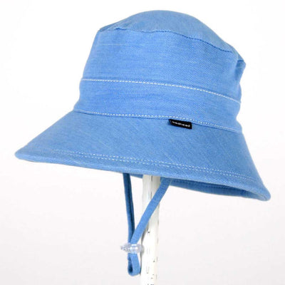 Kids Bucket Hat - Chambray