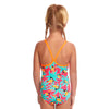 Funkita Toddler Girls Eco One Piece - Toucan Tango