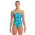 Funkita Ladies Eco Diamond Back One Piece - Bird Brain
