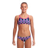 Funkita Girls Eco Racerback Two Piece - Fairy Flight
