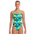 Funkita Ladies Diamond Back One Piece - Pop Tropo