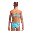 Funkita Girls Criss Cross Two Piece - Pastel Paradise