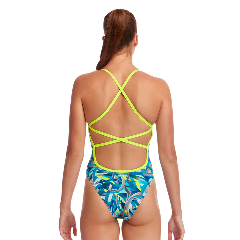 Funkita Ladies Strapped In One Piece - Concordia