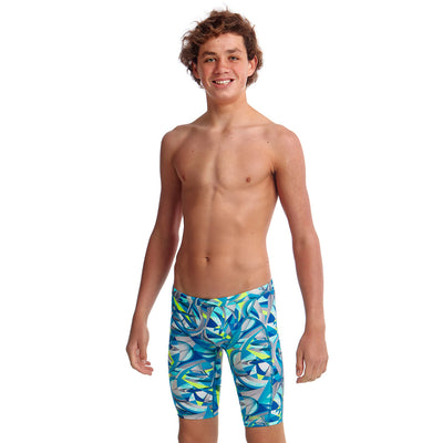 Funky Trunks Boys Training Jammers - Concordia
