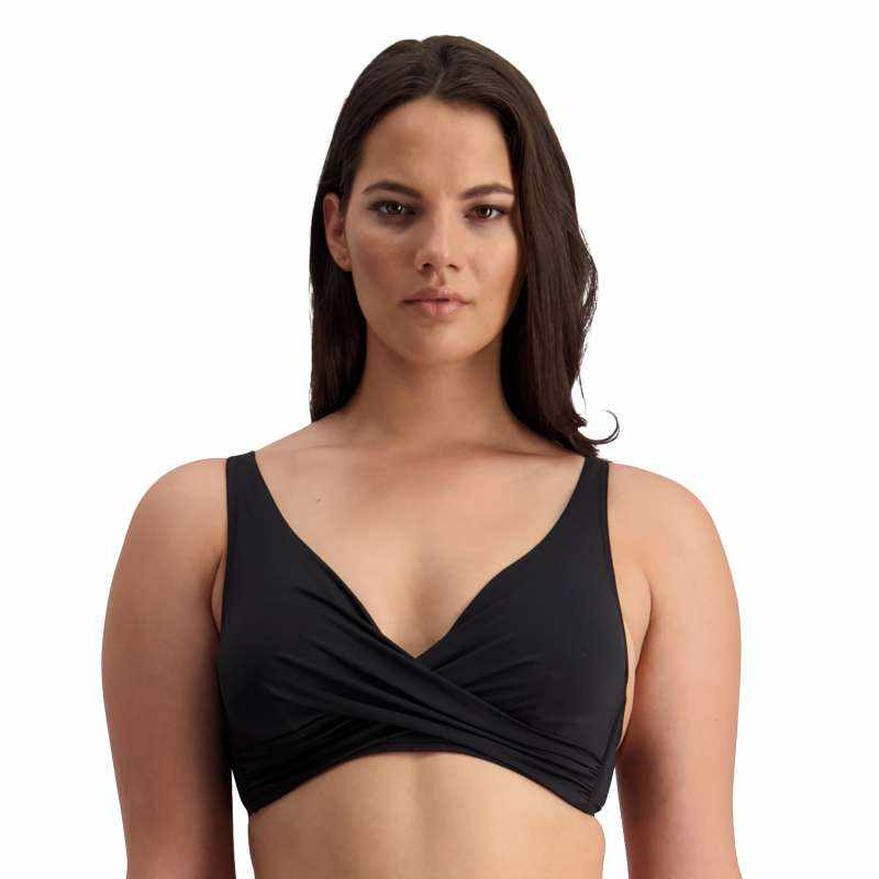 Moontide F/G Cup Wrap Top - Contours