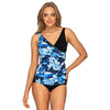 Poolproof Sheath One Piece - Palm Zebra