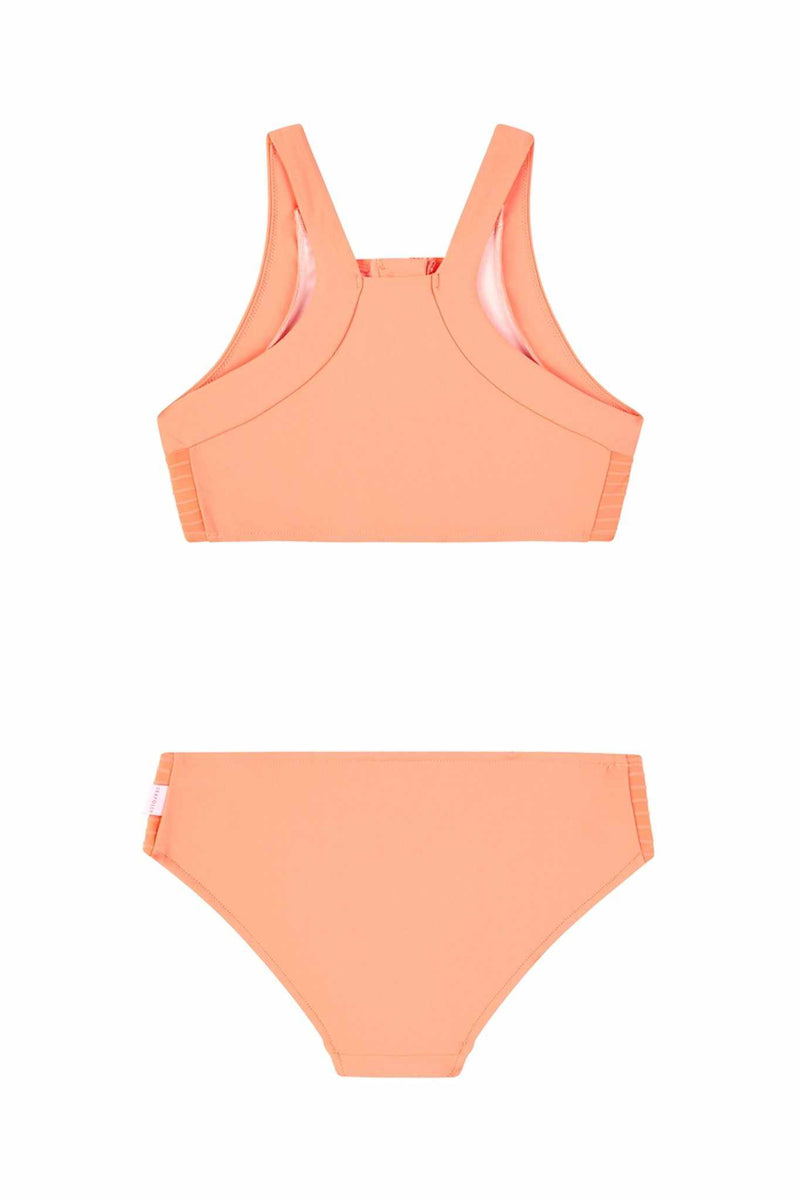 Seafolly Girls Zip Front Tankini - Summer Essentials