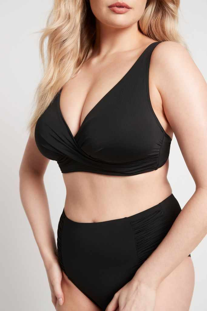 Sea Level G Cup Cross Front Bra - Essentials