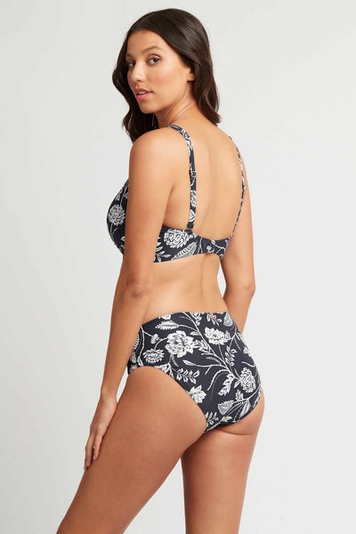 Sea Level Cross Front Bra - Fiore