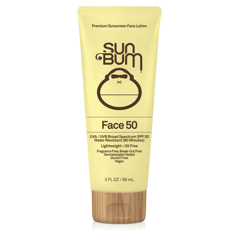 Sun Bum Sunscreen Face Lotion SPF 50+ 88mL