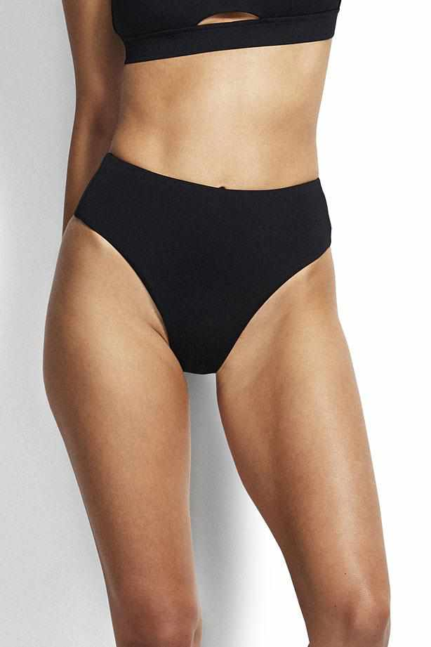 Seafolly High Waisted Wide Side Pant - Active