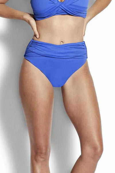 Seafolly High Waist Wrap Front Pant