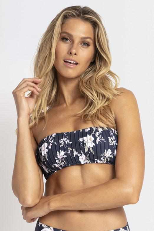 Sunseeker Pin Tuck Bandeau - Honey Bee