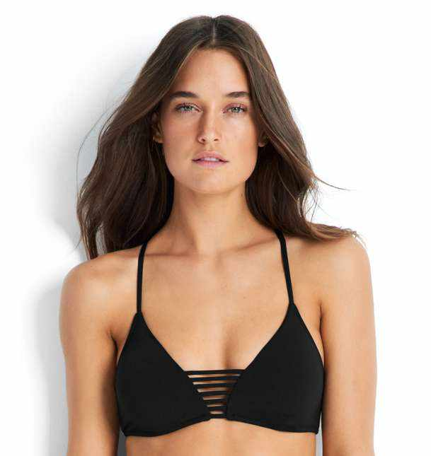 Seafolly Multi Rouleau Bralette - Active
