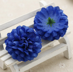 Blue Loose Artificial Flowers