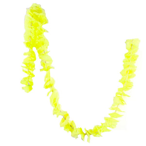 1 x Lemon Hanging Artificial Garland Flowers with Stems (150cm Long)