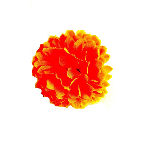 Orange Loose Artificial Flowers