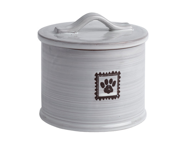 Handcraft Treat Jar - Paw
