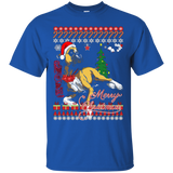 Boxer Dogs - Cute Christmas Boxer Dogs T-Shirt, hoodie, Tank