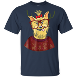 Yorkie Dog Christmas Gift Tshirt for Women Men