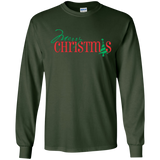Merry Christmas Design T-Shirt Popular Holidays Gift Idea