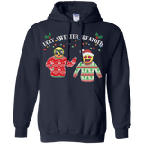 Funny Emoji Christmas Ugly Sweater Weather Holiday T Shirt