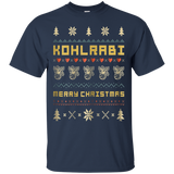 KOHLRABI Christmas T-Shirt, Ugly Christmas Sweater T-shirt, hoodie, tank