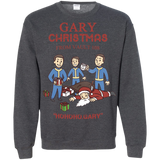 Christmas Ugly Sweater Gary Christmas From Vault 108 Hoodies Sweatshirts