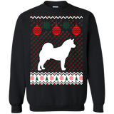 Akita Dog Ugly Christmas Sweaters Merry Christmas Hoodies Sweatshirts