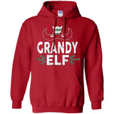 ELF Grandy Season Matching Christmas T-Shirt Family Xmas